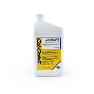 SAE 10W-40 ATV/UV Engine Oil - 32 oz