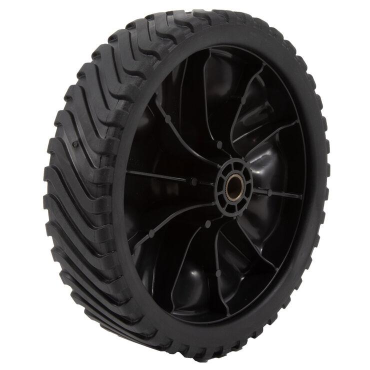 Wheel Asssembly, 8 x 2 - Black