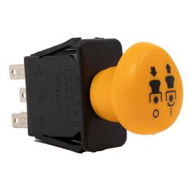 PTO Switch (Yellow Knob)