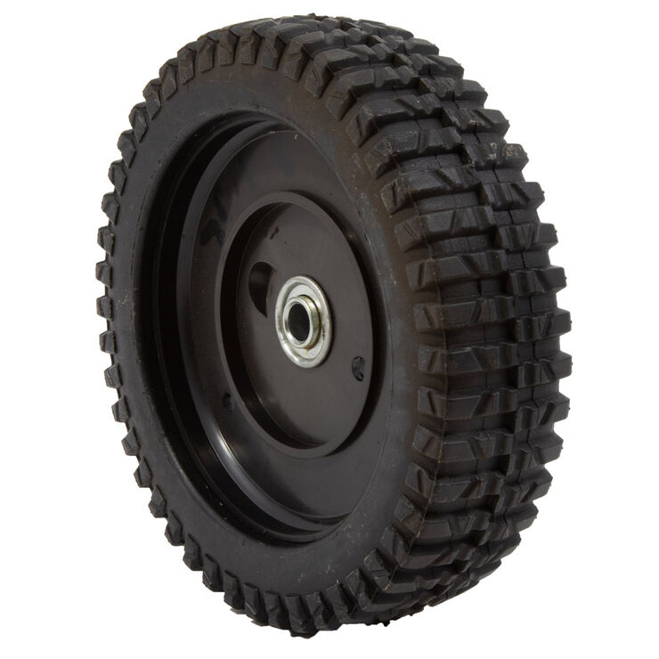 Wheel Assembly, 8 x 2.125 - Black