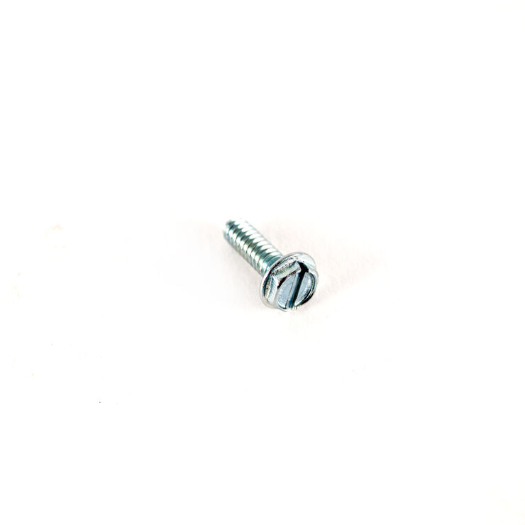SCREW-INDENTED SLOTTED HEX HD