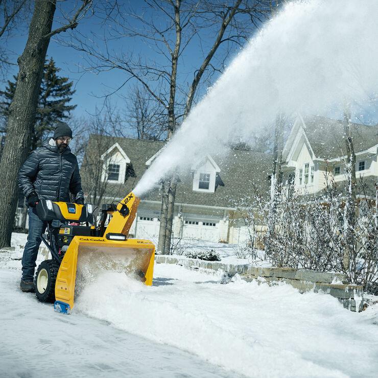 """2X 30"""" PRO Snow Blower"""