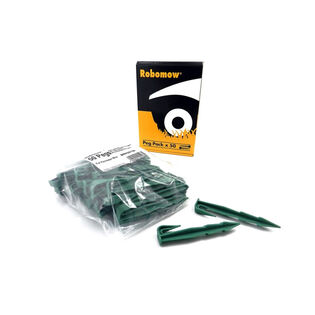 Long Replacement Pegs - Pack of 50