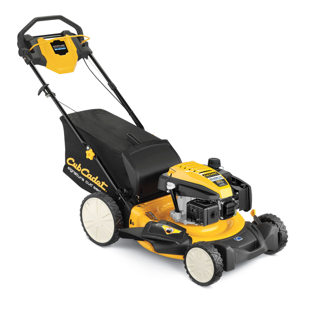 Cub Cadet SC 500 HW Self-Propelled Mowers  review