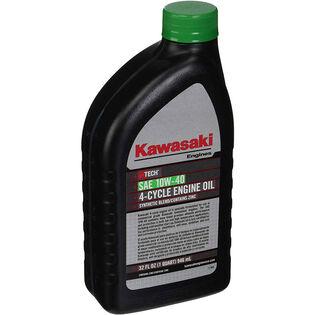 Kawasaki Part Number 99969-6296. K-Tech SAE 10W-40 Oil