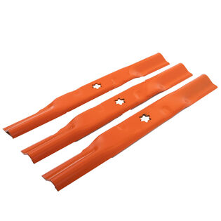 Sand Blade Set for 54-inch Cutting Decks