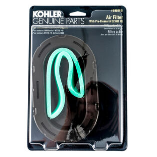 Kohler® Air Filter with Pre-Cleaner