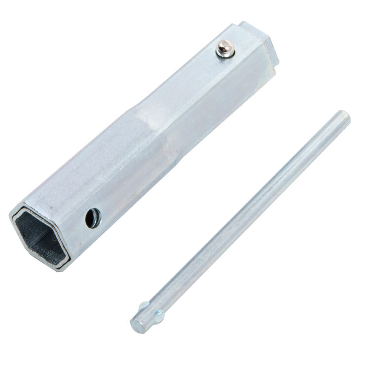 Extended Spark Plug Wrench