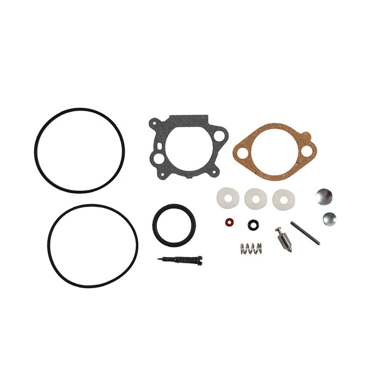 Briggs and Stratton Part Number 498260. Carburetor Kit