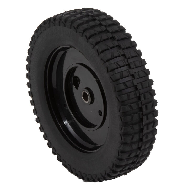 Wheel Assembly, 9 x 2.125 - Black