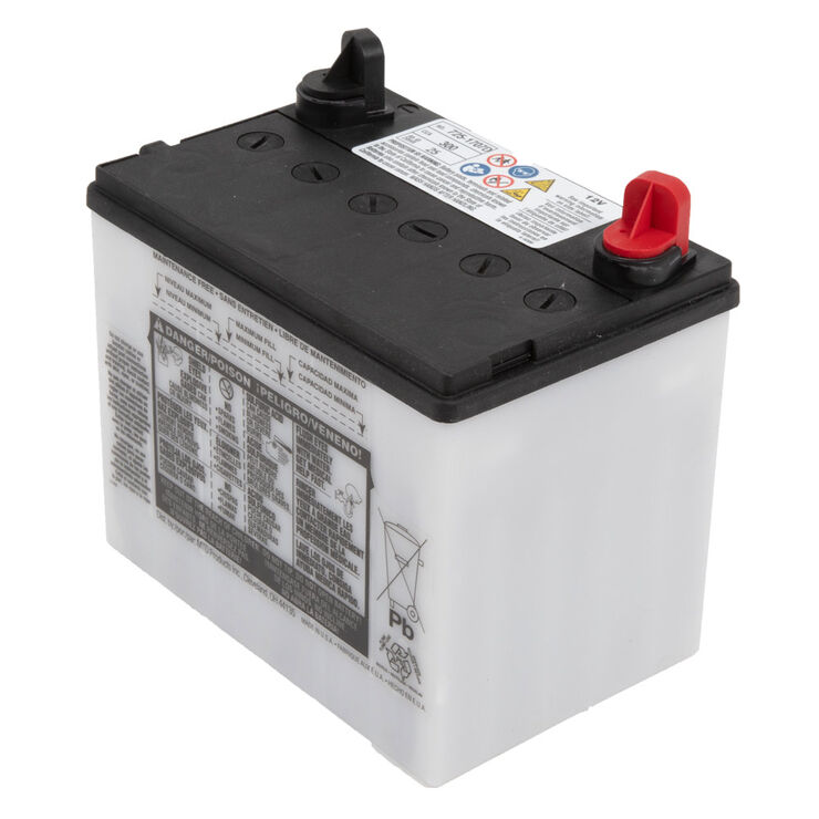 Dry Vented Top Battery, 300 CCA