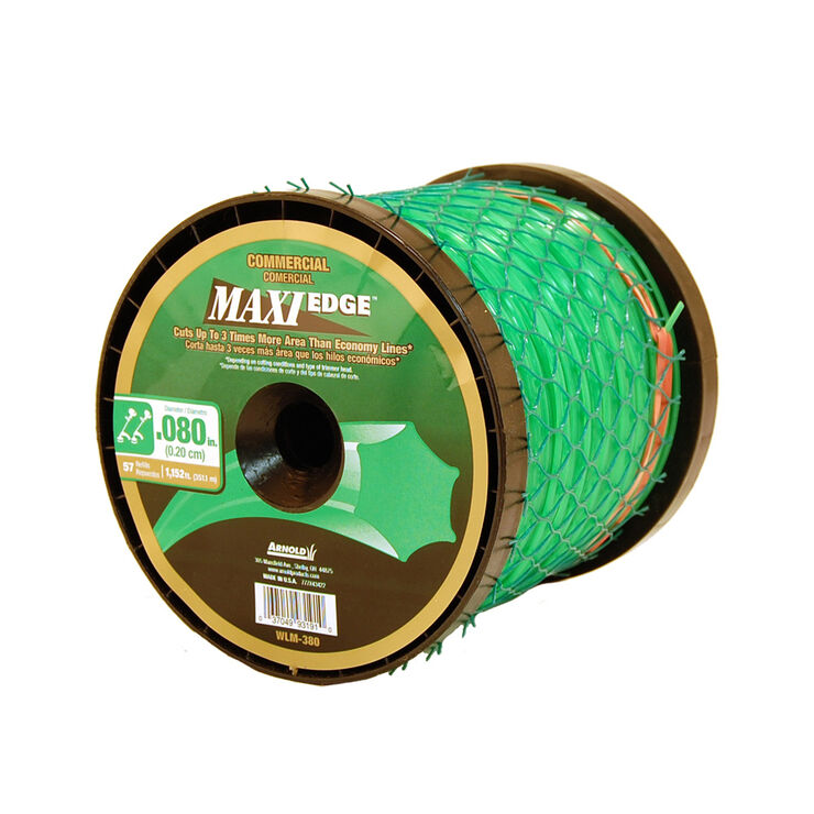 ".080"" Maxi Edge Commercial Trimmer Line Spool"