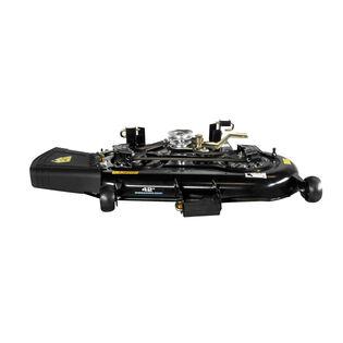 "42"" Deck Attachment (Black) - XT3 Garden Tractor"