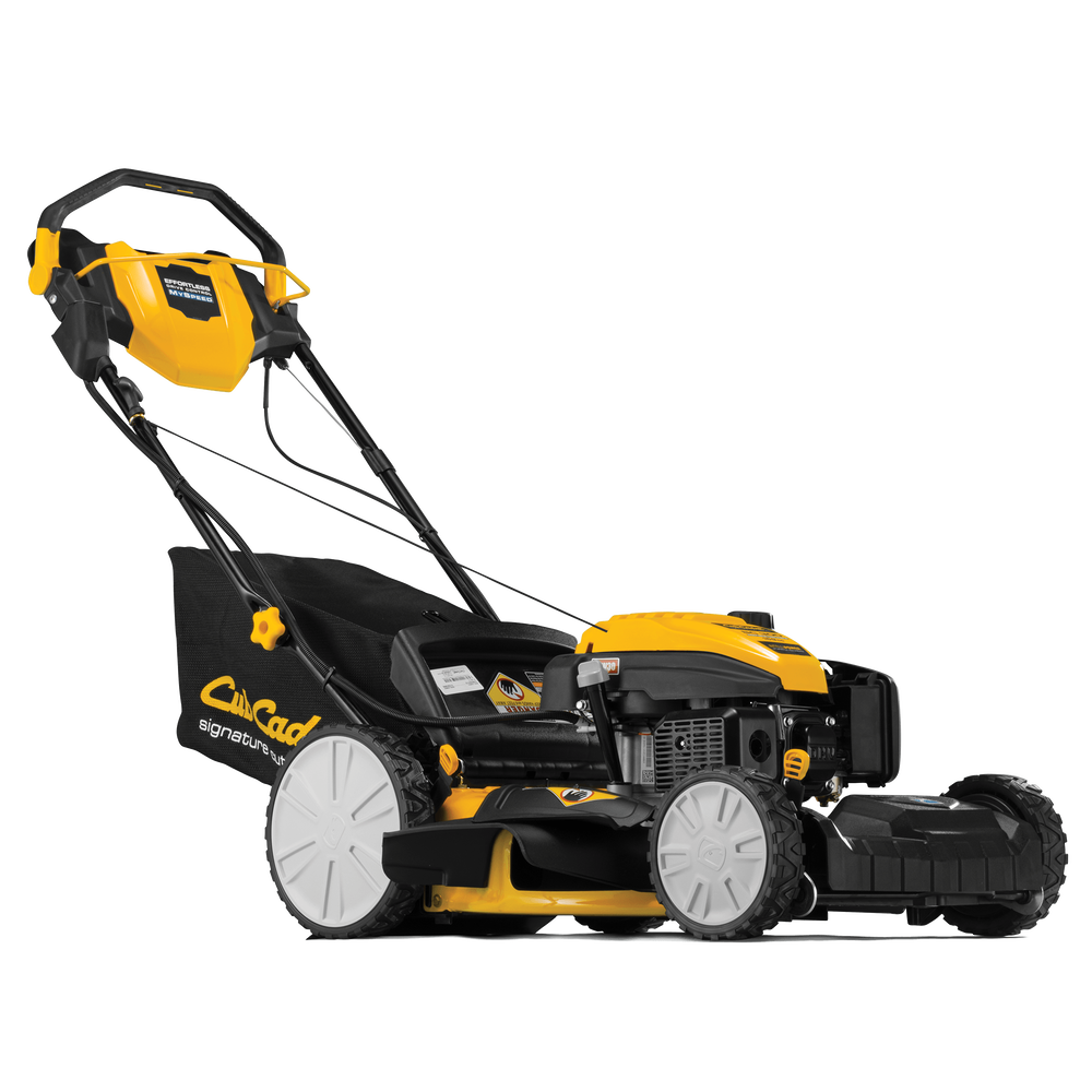 SC 300 with IntelliPower Self-Propelled Mowers review