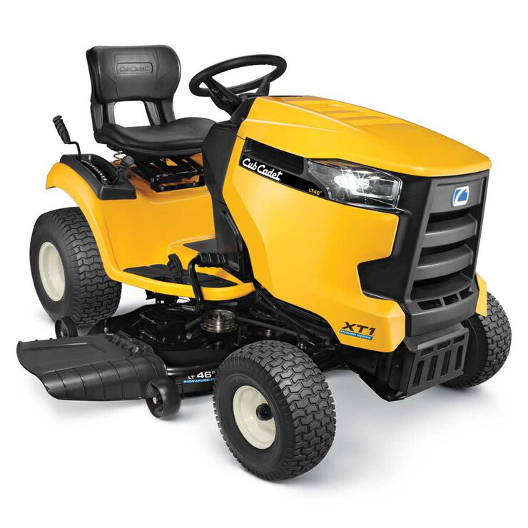XT1-LT46 KH Cub Cadet Riding Lawn Mower