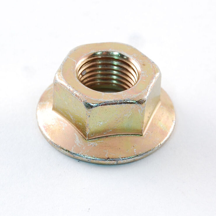 Flange Nut W/Hub