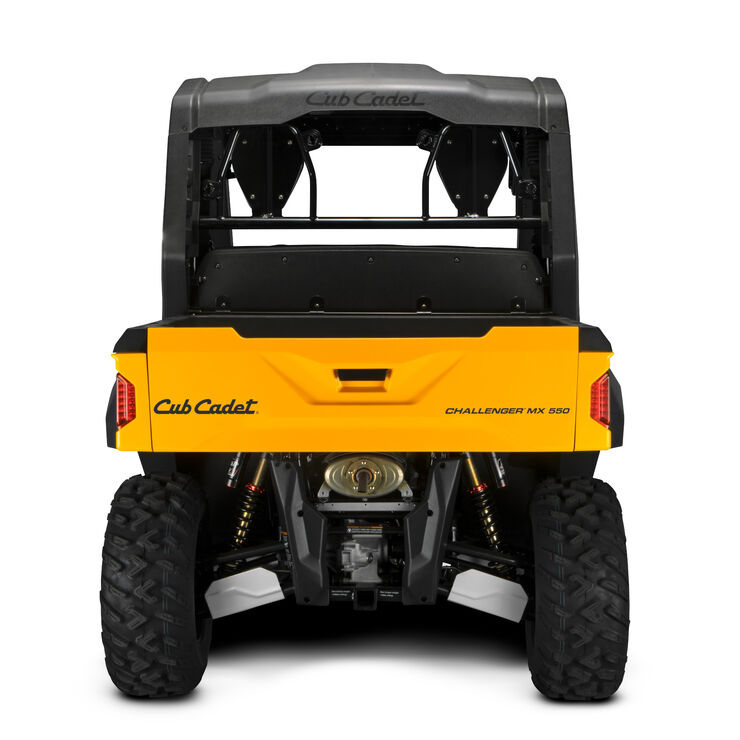 Challenger MX 550 Yellow
