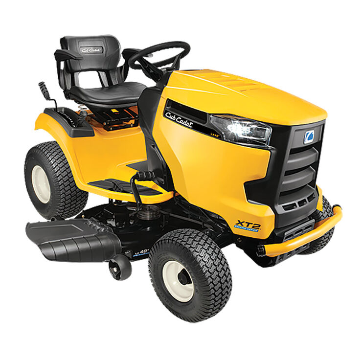XT2-LX42 KH Cub Cadet Riding Lawn Mower