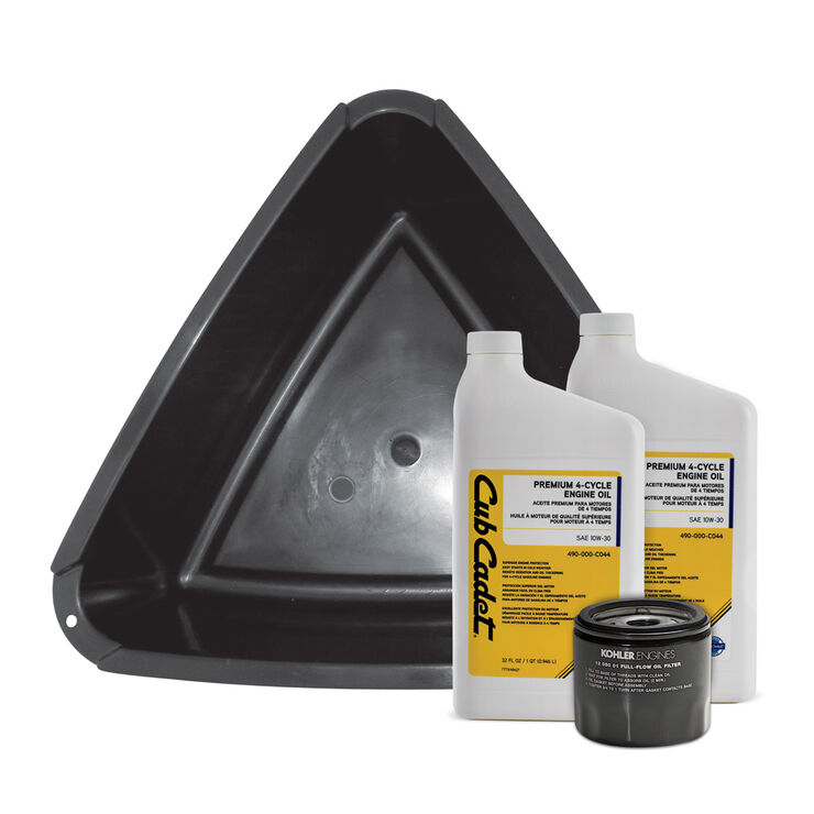 Oil Change Kit