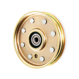 "Flat Idler Pulley - 4.25"" Dia."