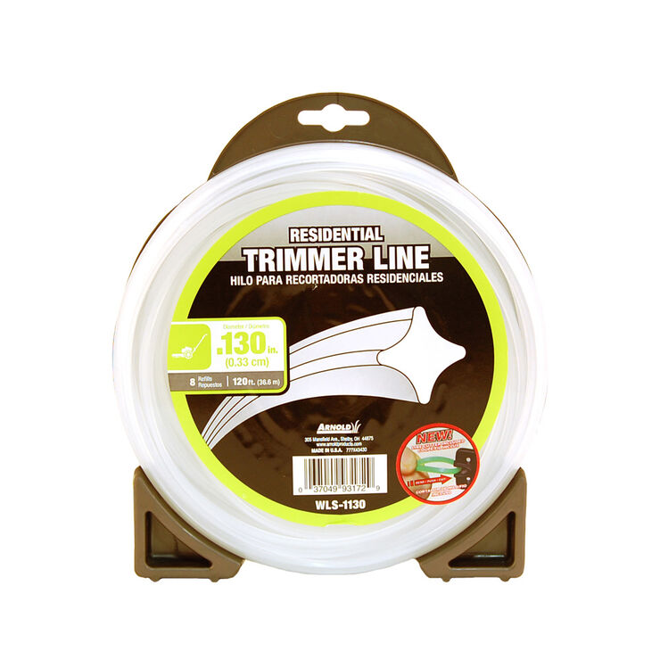 ".130"" Residential Trimmer Line"