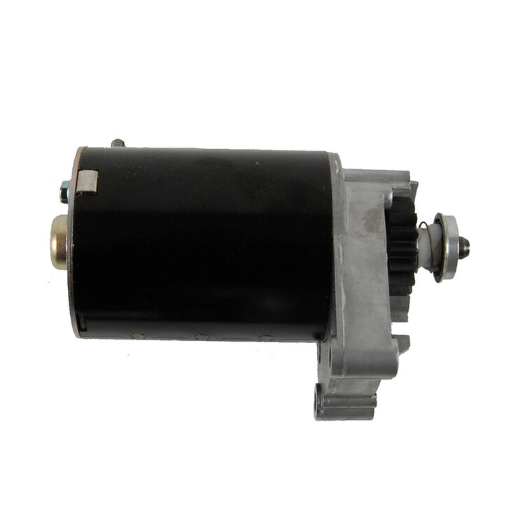 Briggs and Stratton Part Number 497596. Electric Starter Motor