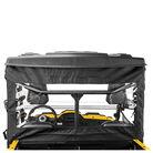 Rear Dust Panel