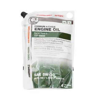 SAE 5W-30 Engine Oil - 28 oz