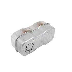 Dual-Inlet Muffler