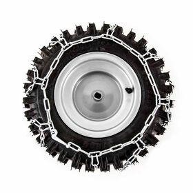 Snow Blower Tire Chains - 16 x 4.8-Inch