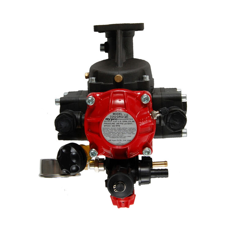 Twin Diaphragm Pump