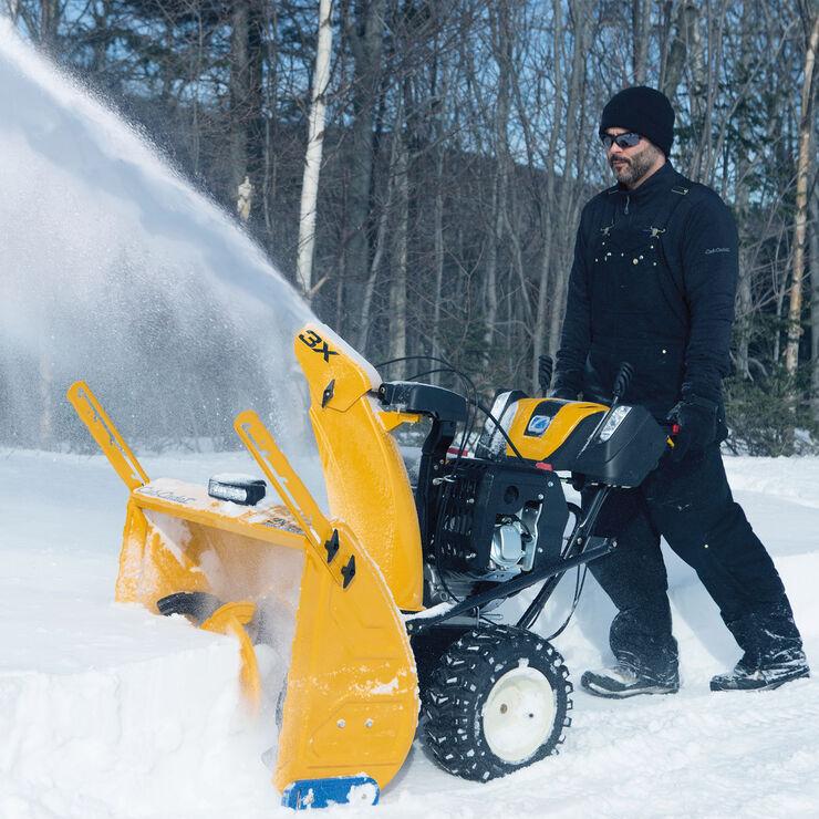 """3X 30"""" PRO H Snow Blower"""