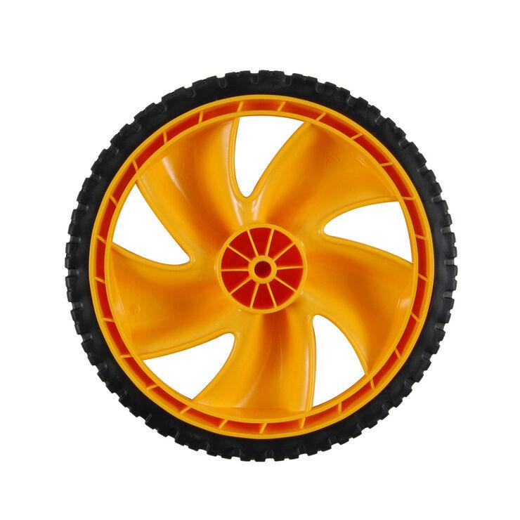 Wheel Asssembly, 12 x 1.8 - Yellow