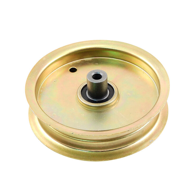 """Flat Idler Pulley - 5"""" Dia."""