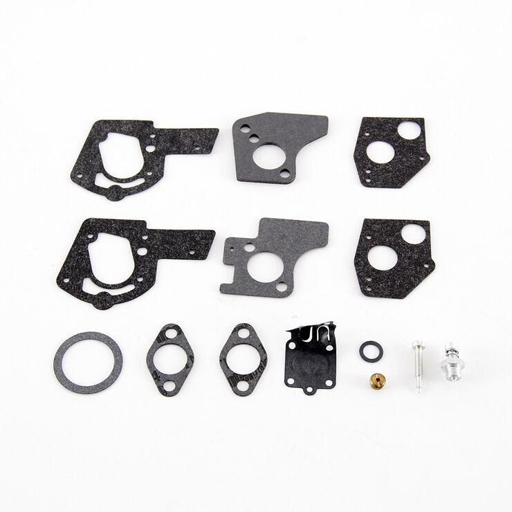 Briggs and Stratton part number 495606 - Carb Kit overhaul