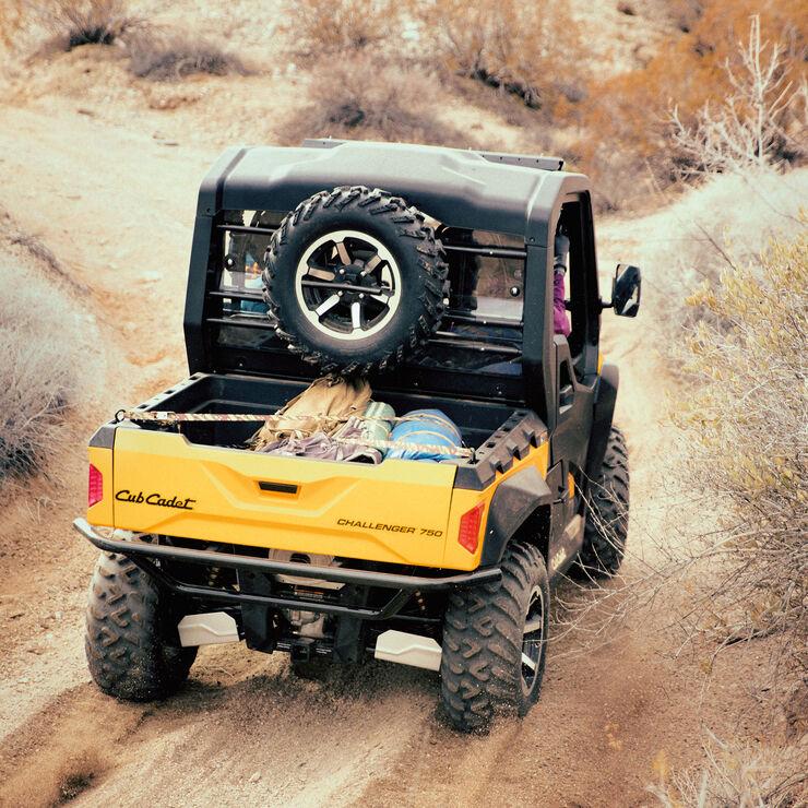 Challenger MX 550