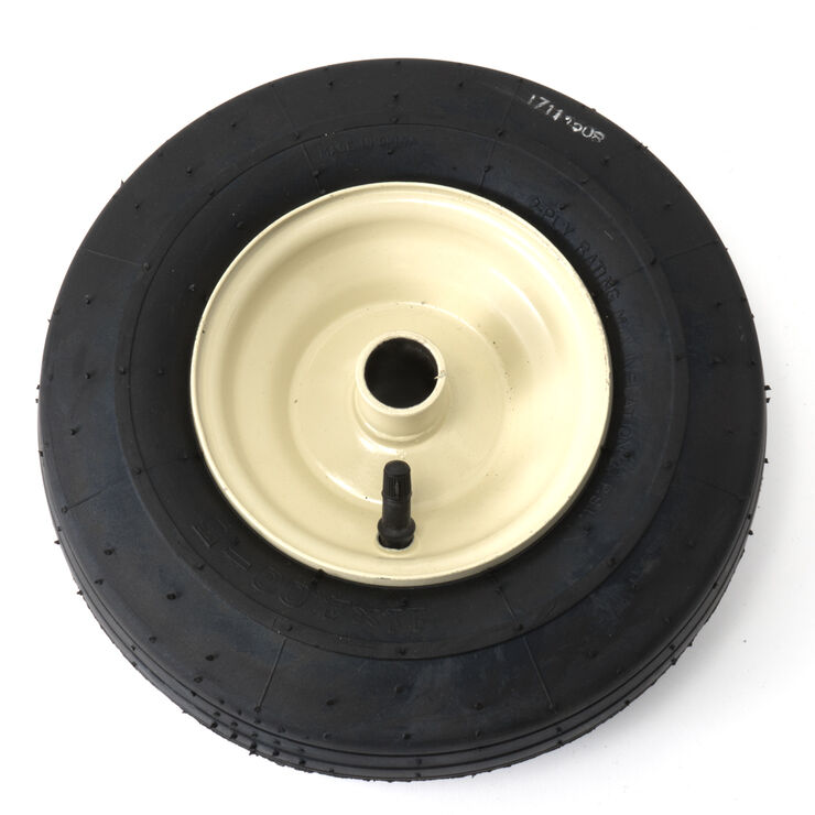 Wheel Assembly (11 x 4 x 5) (Beige)
