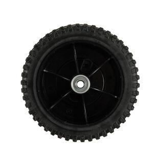 Wheel Assembly, 8 x 2.125 - Black