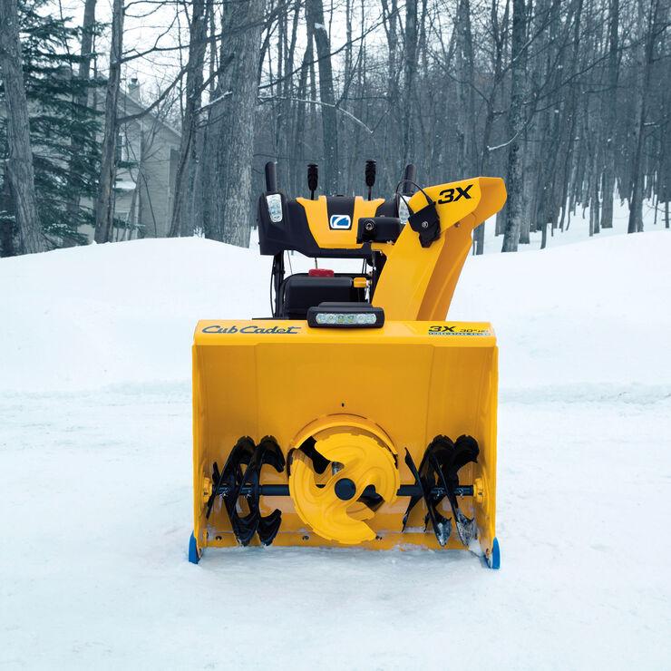 """3X 30"""" HD Snow Blower"""