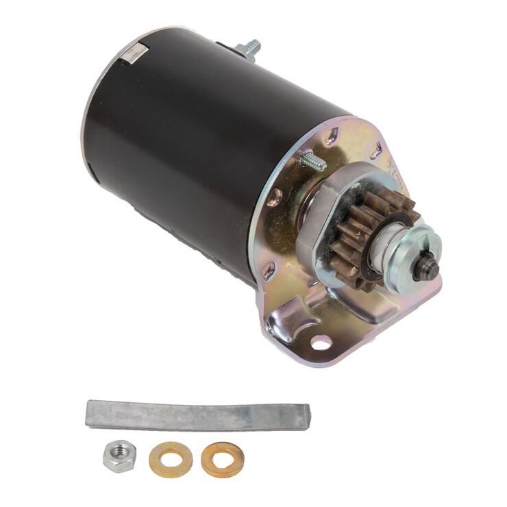 Briggs and Stratton Part Number 593934. Electric Starter
