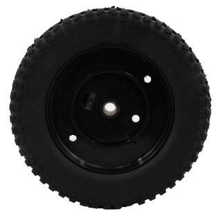 Wheel Assembly, 9 x 2.125 - Black