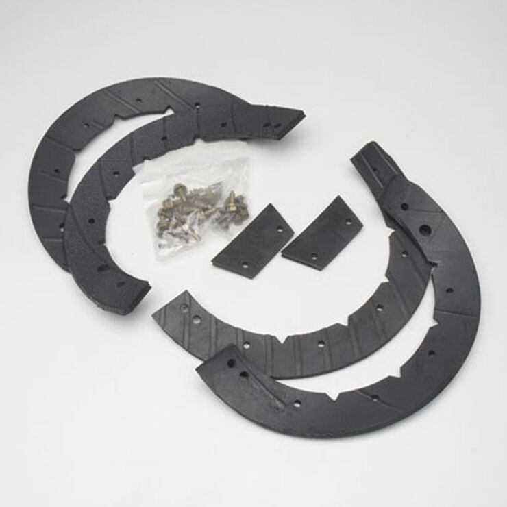 Auger Rubber Replacement Kit