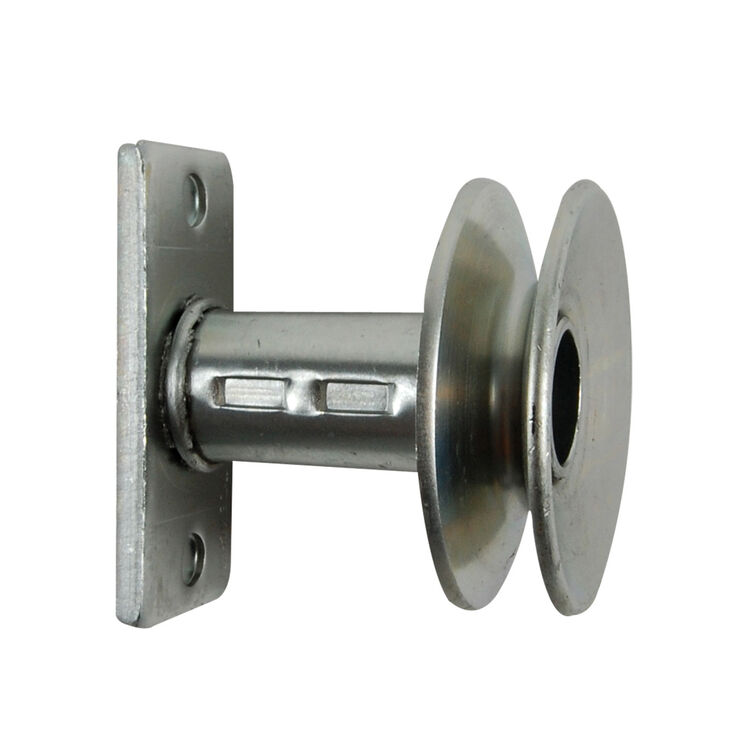 """Blade Adapter w/ Pulley - 2.85"""" x 7/8"""" Inside Dia."""
