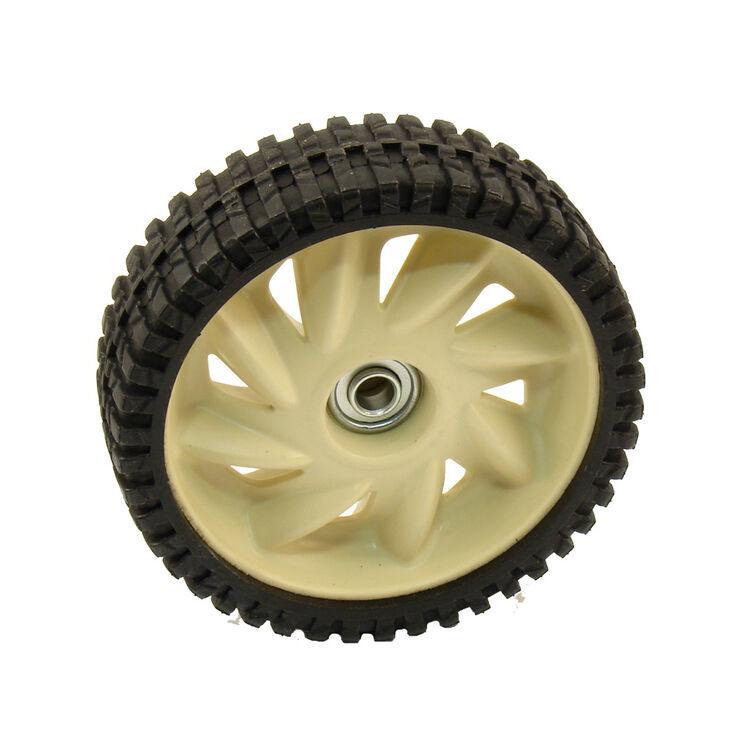 Wheel Assembly, 7 x 2.125 - Beige