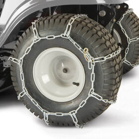 Chains for 20 x 9 x 10, 20 x 10 x 8, and 20 x 10 x 10 Tires