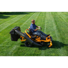 Double Bagger for 42- and 46-inch Decks