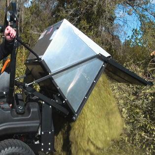 Power-Assist Dump Hopper