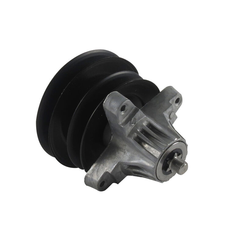 Spindle Assembly - Double Pulley