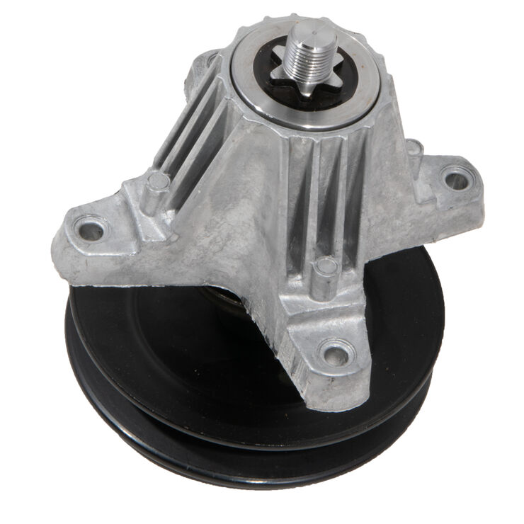 """Spindle Assembly - 5.37"""" Dia. Pulley"""