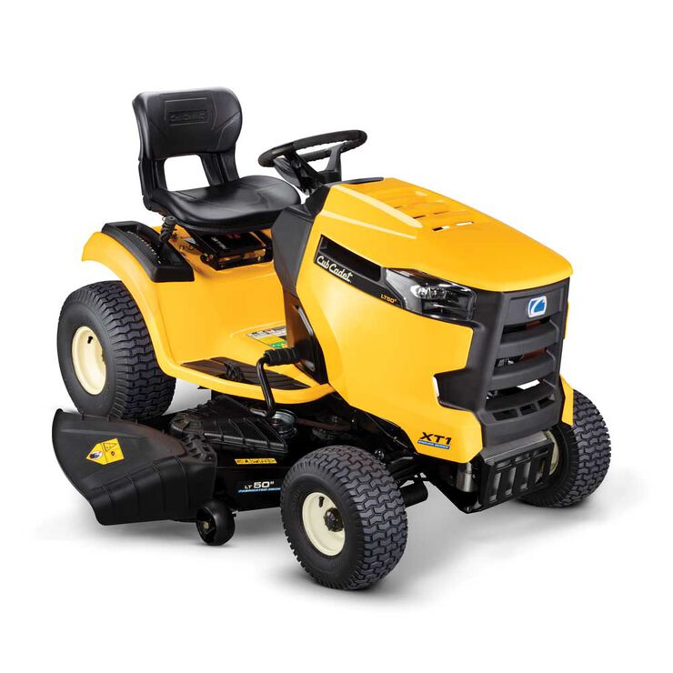 XT1-LT50 KH Cub Cadet Riding Lawn Mower